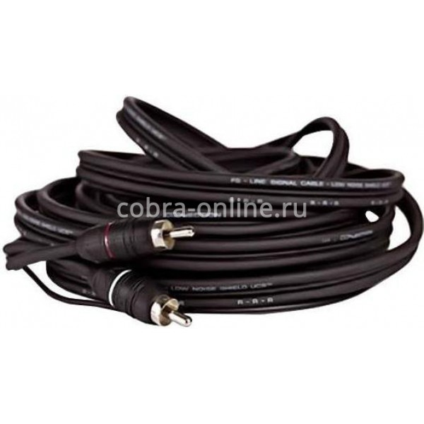 FS2 Two channel RCA cable 5.5 m