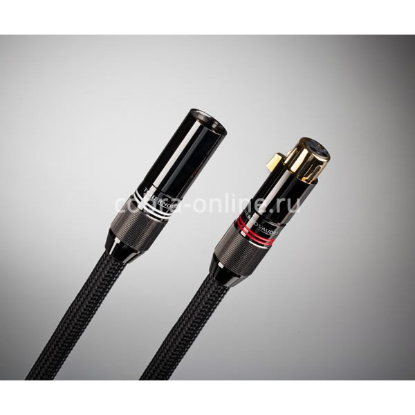 Tchernov Cable Reference IC XLR 1.65 m