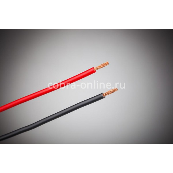Tchernov Cable Mounting Wire / 1 m  Red